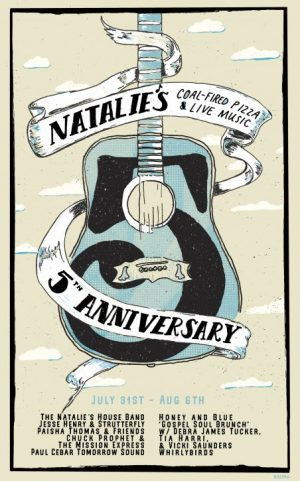 Post image for Natalie's Celebrates Its Fifth Anniversary