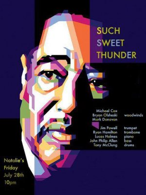 Post image for Such Sweet Thunder: A Tribute to Duke Ellington at Natalie's