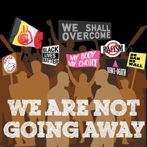 "Post image for ""We Are Not Going Away!"" Benefit January 19th"