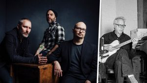 Post image for The Bad Plus Bill Frisell at Lincoln Theatre October 8