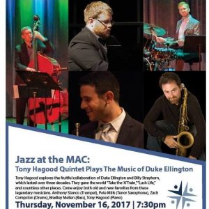 Post image for JazzColumbus Weekly – November 9th, 2017
