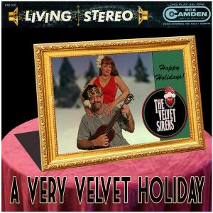 Post image for The Velvet Sirens Holiday EP Release Party