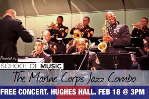 Post image for The Marine Corps Jazz Combo at OSU