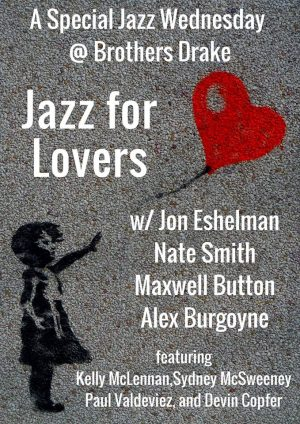Post image for Valentine's Jazz 2018