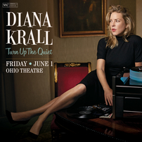 Image ad Diana Krall at Ohio Theatre June 1, 2018