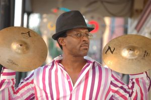 Post image for CJO's New Orleans One Mo' Time with Herlin Riley and Vaughn Wiester