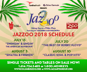 Post image for 2018 JazZoo Schedule Announced