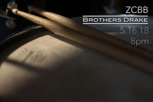 Post image for Zach Compston Big Band at Brothers Drake