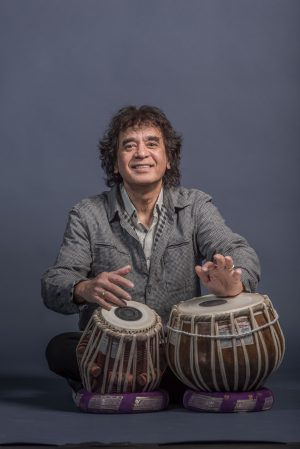 Post image for Zakir Hussain at Southern Theatre April 17th