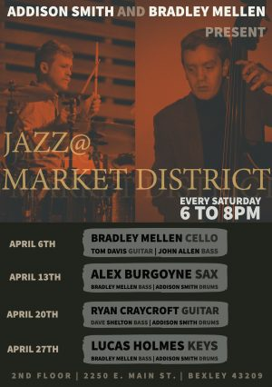 Post image for JazzColumbus Weekly – April 4th, 2019