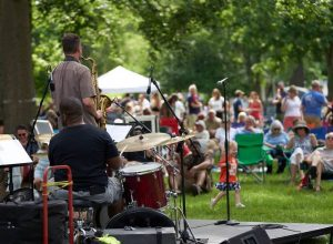 Post image for Bexley Jazz in the Park Series 2019