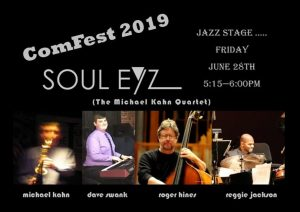 Post image for JazzColumbus Weekly – June 27th, 2019
