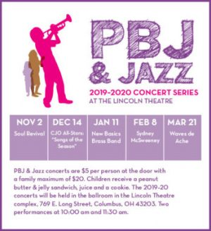 Post image for PBJ & Jazz Returns November 2